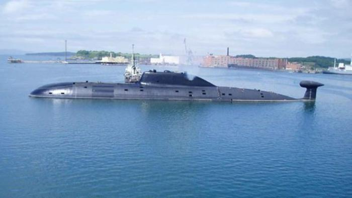 Russian Nuclear Submarines Are Trolling the East Coast