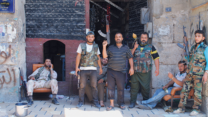 I Went to Syria to Learn How to Be a Journalist