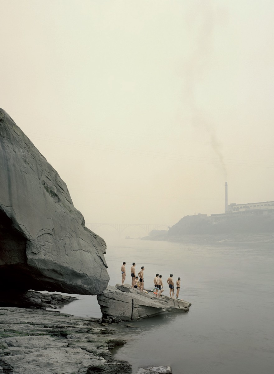 Nadav Kander and the Mighty Yangtze