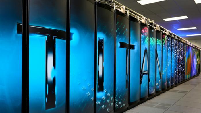 The Titan Supercomputer Will Kick Your Computer's Ass