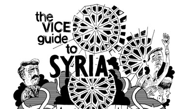 The VICE Guide to Syria