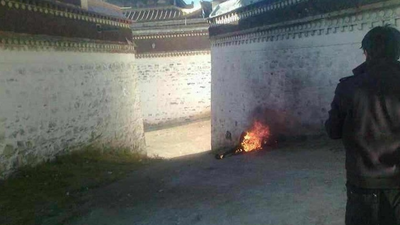 China Is Paying Tibetans to Not Set Themselves On Fire