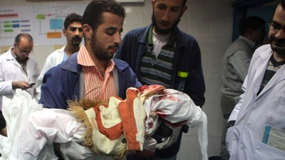 Gaza Is Plunged into War, Again