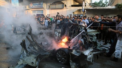 Did Israel Assassinate Hamas' Chief Peace Negotiator?