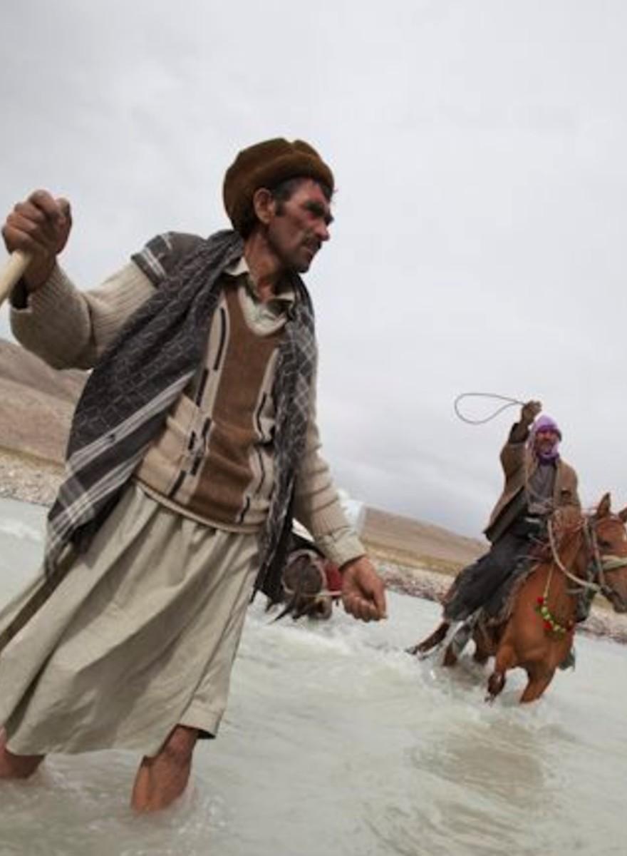 Todo Afganistán está bajo control talibán excepto este pequeño pueblo