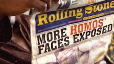 En Uganda están intentando aprobar una ley que sentencia a muerte a los homosexuales