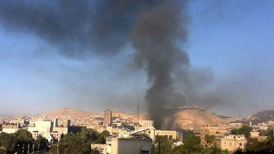 Syria: Bombs Away