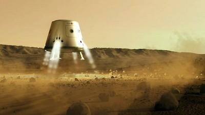 Voy a enviar a cuatro personas a Marte por el resto de sus vidas