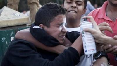 Des justiciers égyptiens taguent les harceleurs sexuels à la bombe