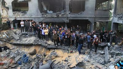 Una actualización de algunos hackers y un documentalista dentro de la Franja de Gaza