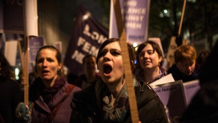 Reclaiming the Night from Rapists and Woman-Beaters