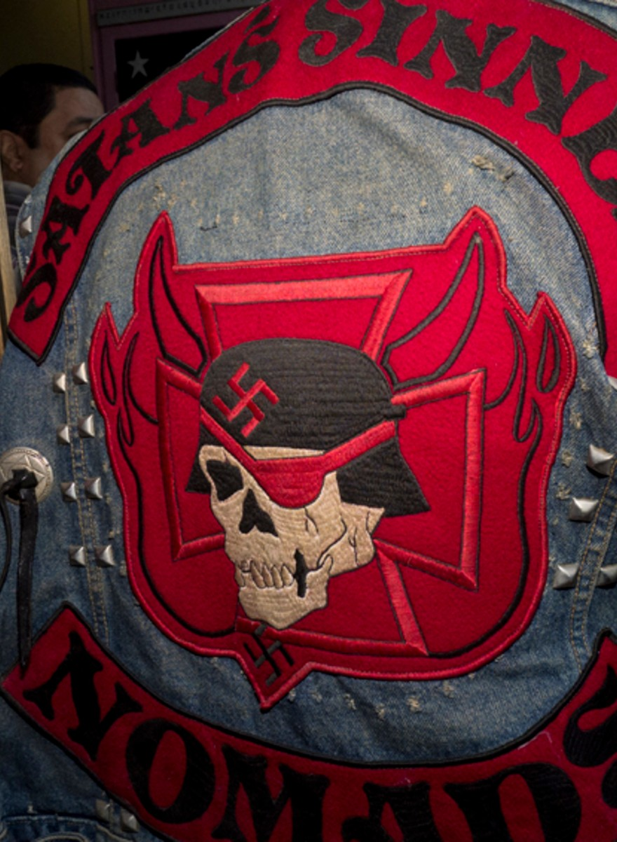 Taji's Mahal - Satan's Sinners Nomads' Cochise