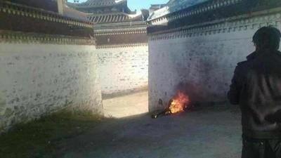 A China Está Pagando Pra Tibetanos Não Colocarem Fogo em Si Mesmos
