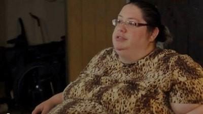 A mãe mais gorda do mundo