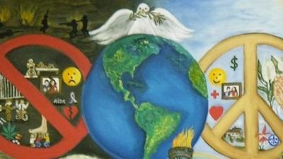 Are We Finally Heading Toward World Peace?