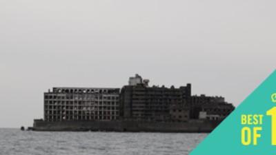 Battleship Island - Japan's Rotting Metropolis