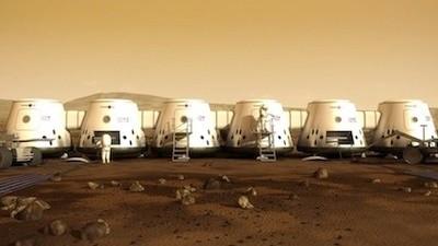 Deze man stuurt in 2023 vier mensen voor de rest van hun leven naar Mars