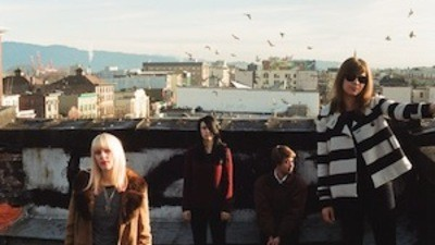 """VICE Premieres: """"Glue"""" by White Lung"""