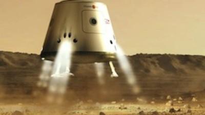Voy a mandar a cuatro personas a Marte para el resto de sus vidas