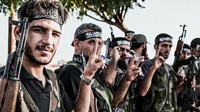 Contrabandeando armas con el Ejército Libre de Siria