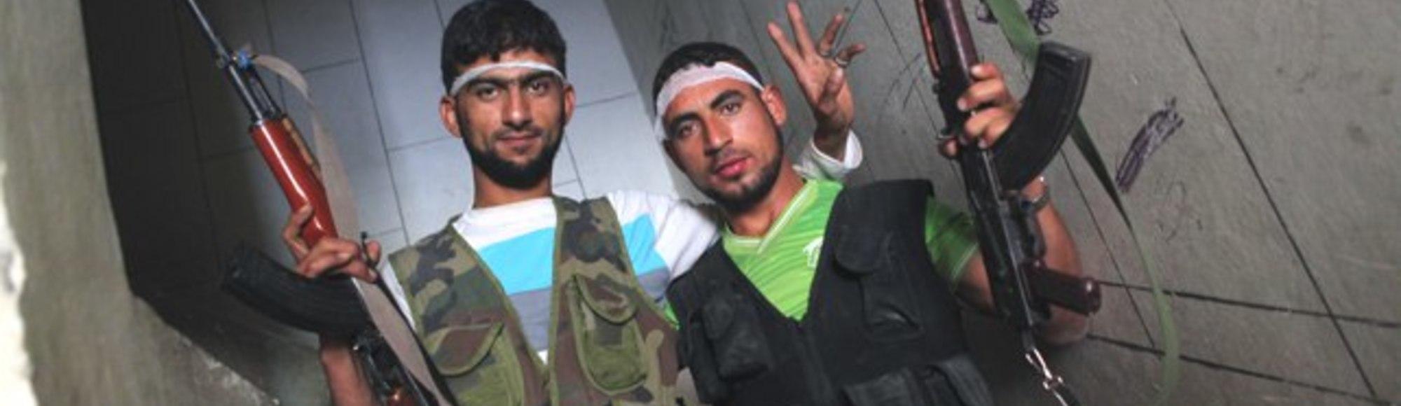 Organizing the Free Syrian Army