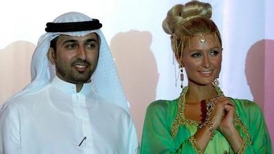 Paris Hilton in Mecca