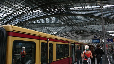 Resist Control: A Guide to Riding Berlin Public Transportation For Free