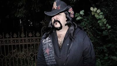 Vinnie Paul geht immer noch ans Maximum