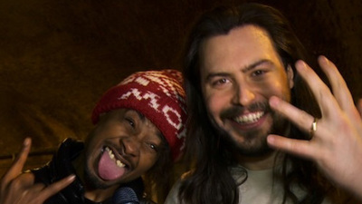 Danny Brown and Andrew WK's Guide to VICE Parties