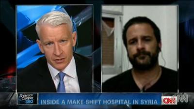 Je kunt vandaag op Reddit alles vragen aan onze Syrië-correspondent Robert King