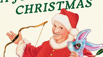 John Waters ha preparado un espectáculo navideño y había que entrevistarle