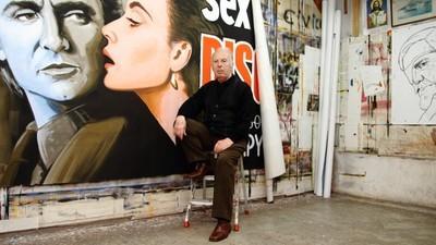 L'ultimo pittore di locandine in Europa