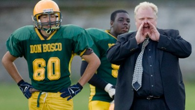 Rob Ford, the World's Greatest Mayor, Will Whip Your Ass