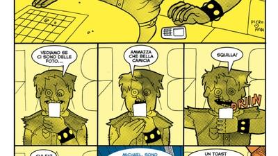 Un fumetto a caso