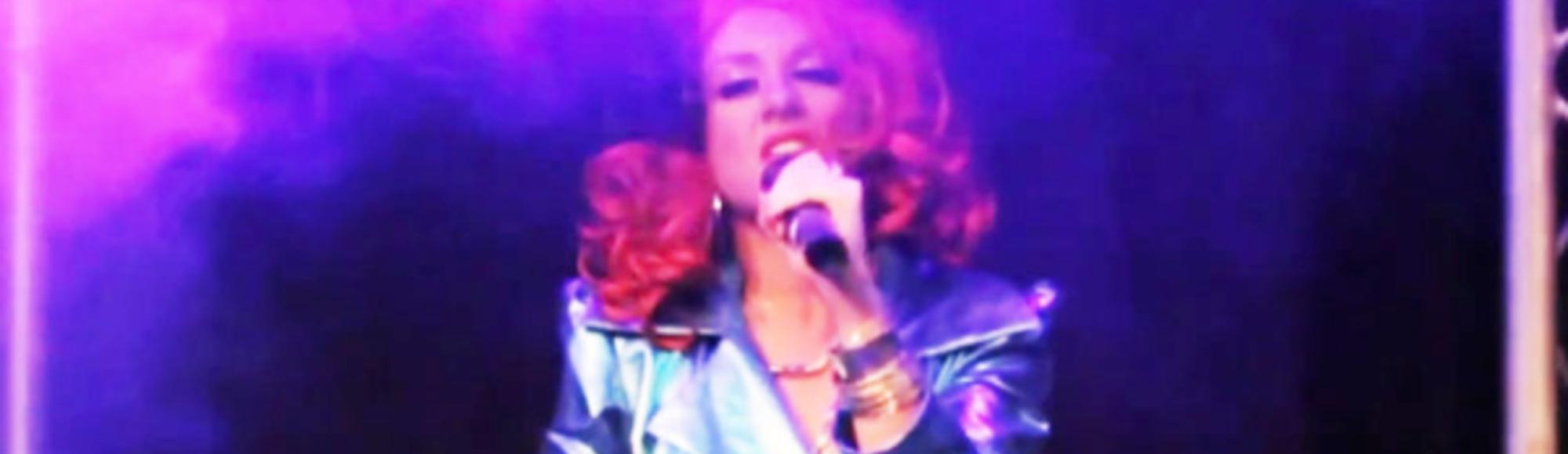White Rihanna Impersonator vs. Billie JD Porter