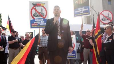 Berlin ist gegen Pro Deutschland