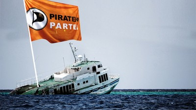 Ein Rat an die Piraten: Löst euch auf