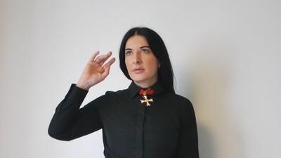 De vorbă cu Marina Abramovic