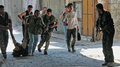 Fui a Siria a aprender cómo ser periodista