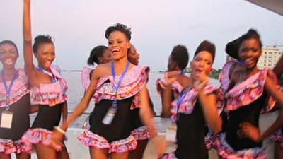 La semana de la moda de Nigeria