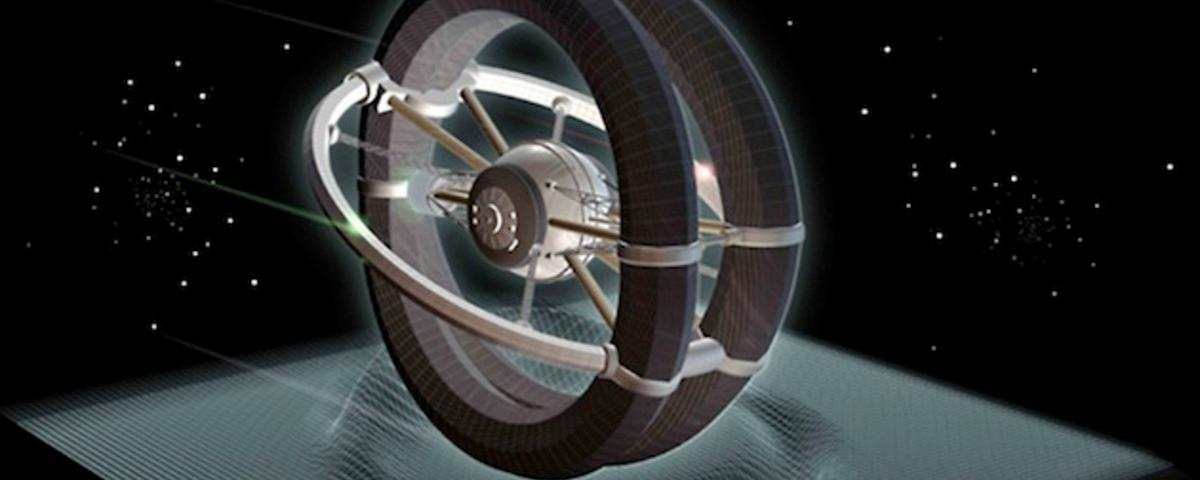NASA's Warp Drive
