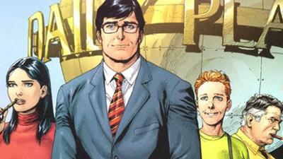 O Clark Kent desistiu do jornalismo