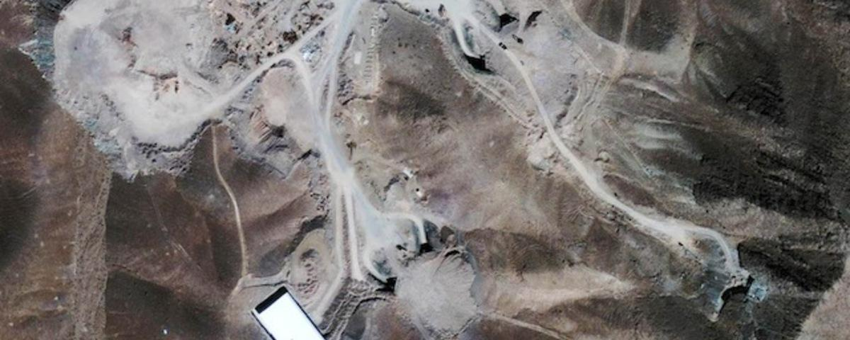 The Americans Are Building a Top Secret Base in Israel Called 'Site 9/11'