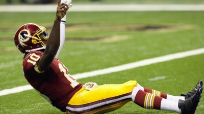 RGIII Is Number I in Our Hearts