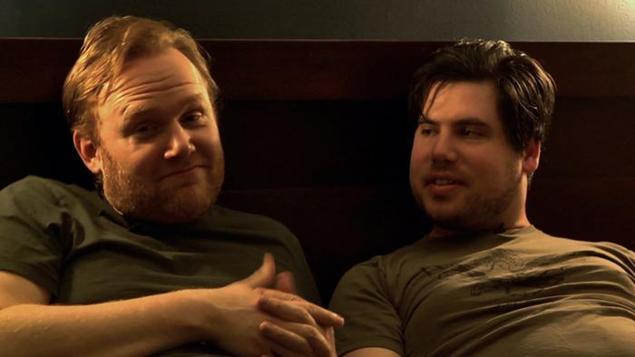 Brian and John