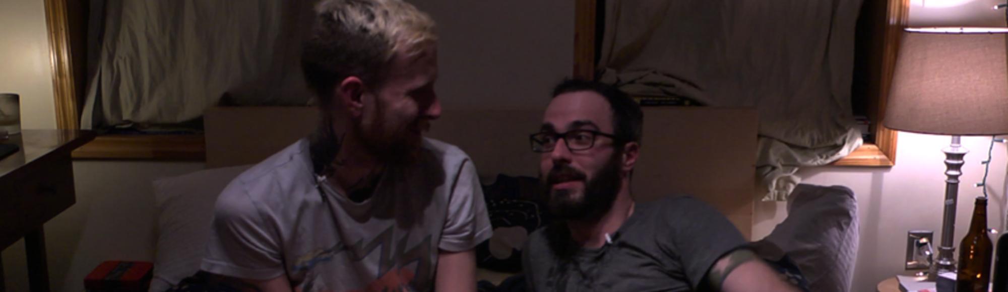 Ryan and Dan