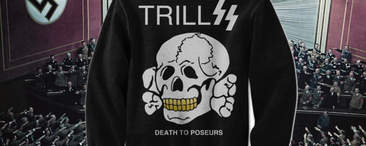 Apparently Nazi Streetwear Is Totally in for 2013