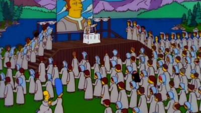 La pregunta del día: ¿Qué clase de secta montarías?