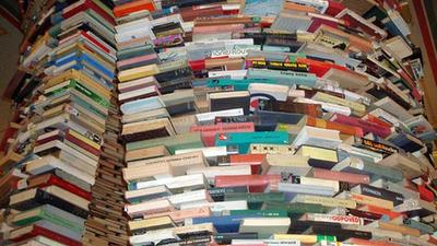 All the Books I Read in 2012