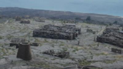 A Pompeia do Caribe